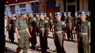 Film on the Congo – To Commemorate the 60th anniversary of the deployments of 32 Inf & 33 Inf Bn's