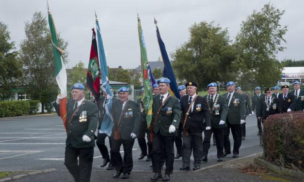 IUNVA Post 29 Carlow – Memories from 2011- Annual Mass in Askea Carlow