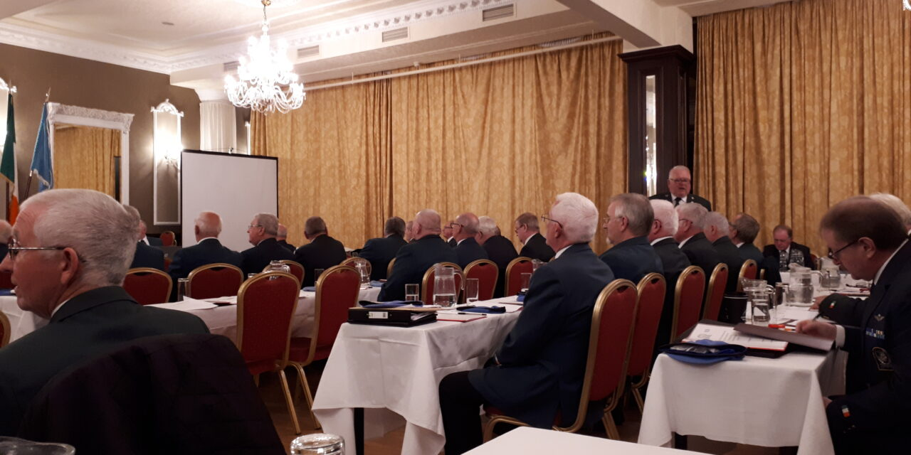 Delegates and AGC
