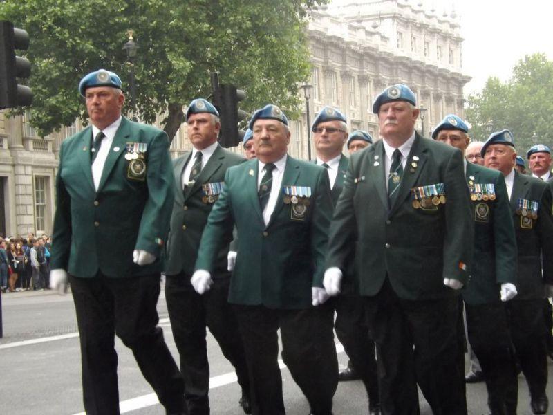 OUR PEACEKEEPERS