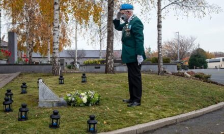 60th Commemoration of the Niemba Ambush took place in Cathal Brugha Barracks